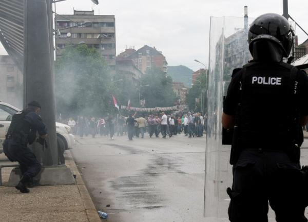 U sjevernom dijelu Mitrovice odjeknule nove eksplozije | DEPO Portal