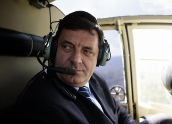 dodik helikopter