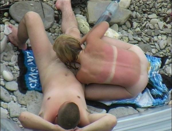blindfolded honey in underwear bumped