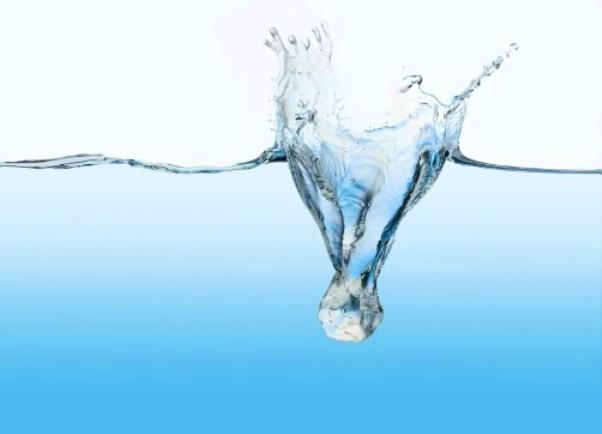 voda fles