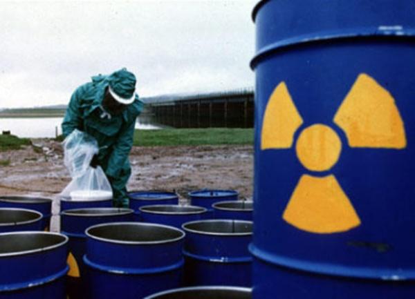 Radioaktivnost, ilustracija