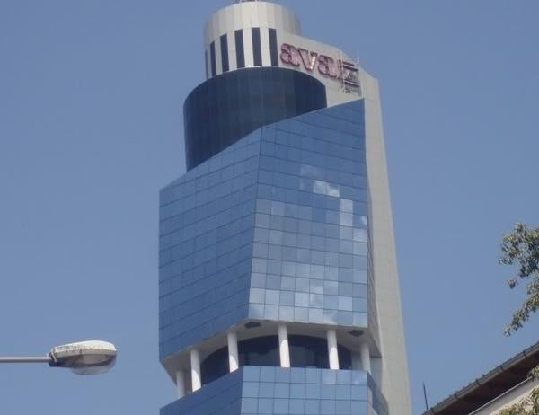Avaz Twist Tower