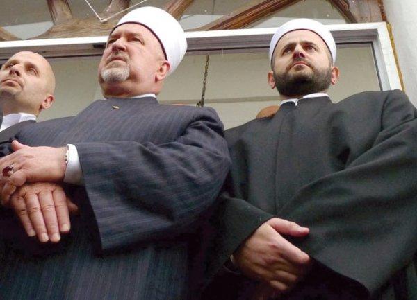 Muamer Zukorlić i reis Mustafa Cerić