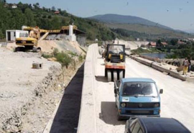 Izgradnja tunela - Koridor 5C/ Foto: Oslobođenje