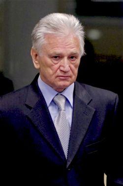 Momčilo Perišić; foto: AP