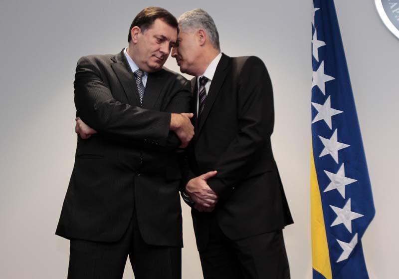 DEPO PORTAL-Milorad Dodik i Dragan Čović