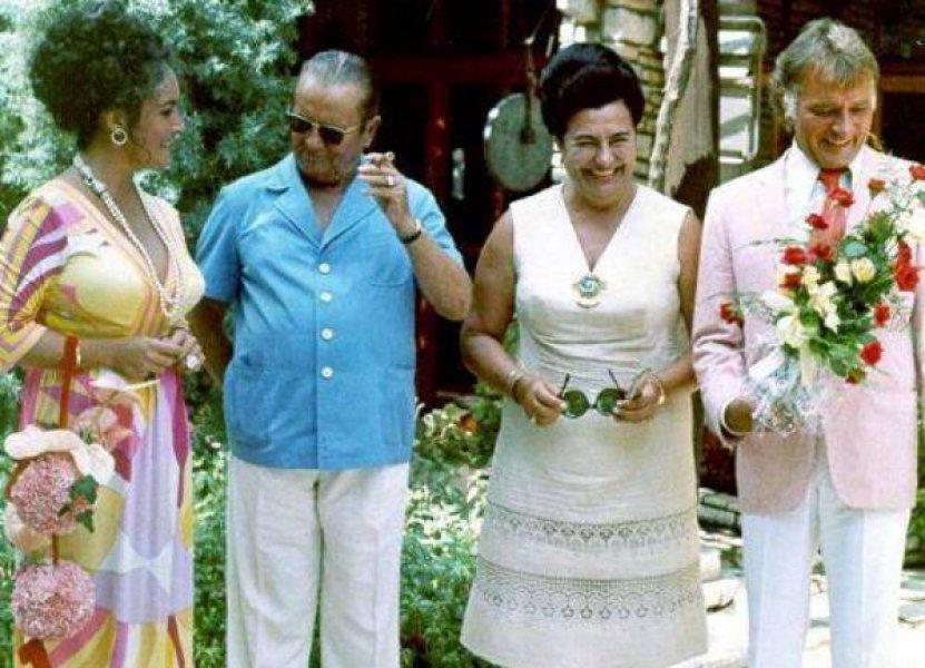Tito, Jovanka i Elizabeth Taylor