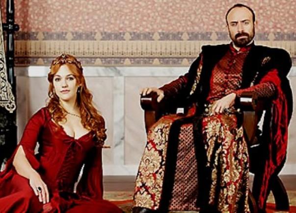 Sultanova najdraža Hurem proglašena ženom godine  DEPO Portal