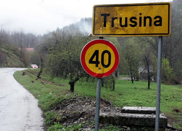 Trusina/ Foto: DEPO PORTAL