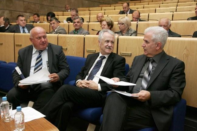 Dom naroda Parlamenta FBiH/ Foto: DEPO PORTAL