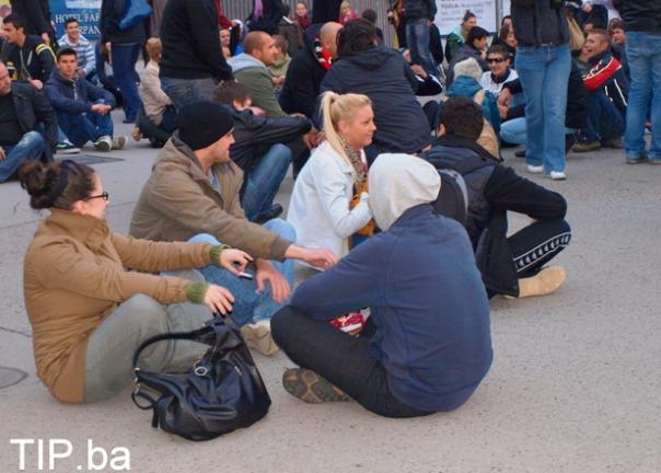 protest tuzla