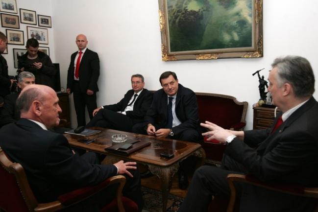 Sastanak šestorke u Sarajevu/ Foto: DEPO PORTAL