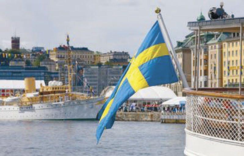 Švedska zastava