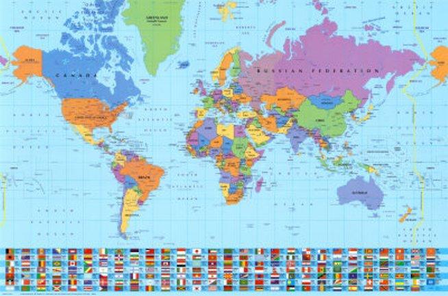 Kanada Karta Svijeta.Ovo Su Najobrazovanije Nacije Na Svijetu Depo Portal