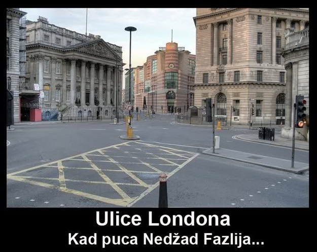 nedzad fazlija london