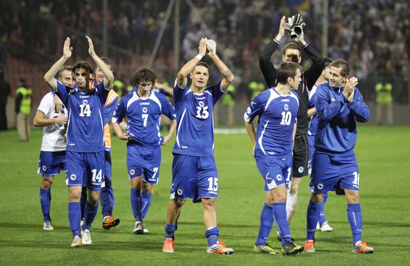BiH-Litvanija, foto: Depo Portal