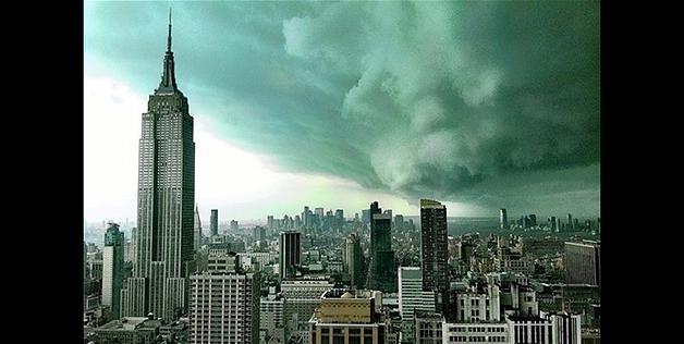oluja u new yorku 2011