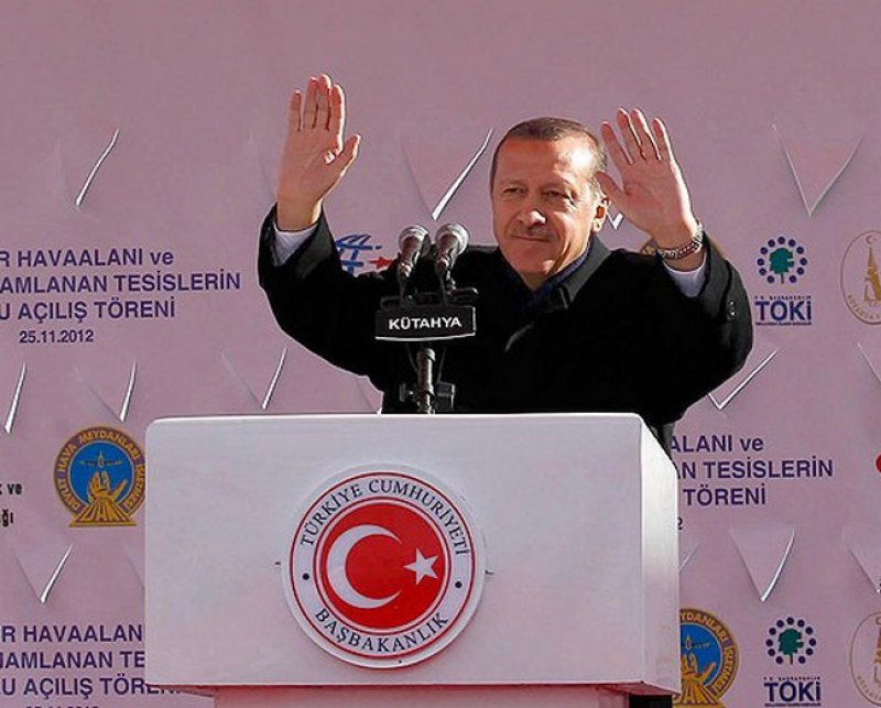 Erdogan o seriji