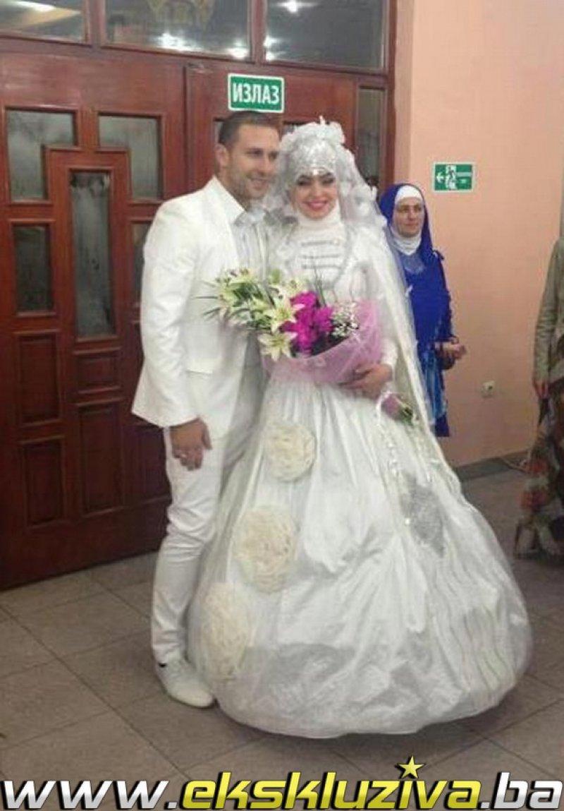 Vjenčanje Dade Polumente i Selme Mekić