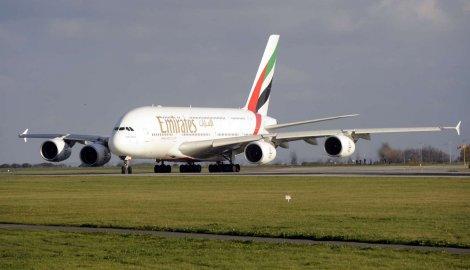 avion emirati