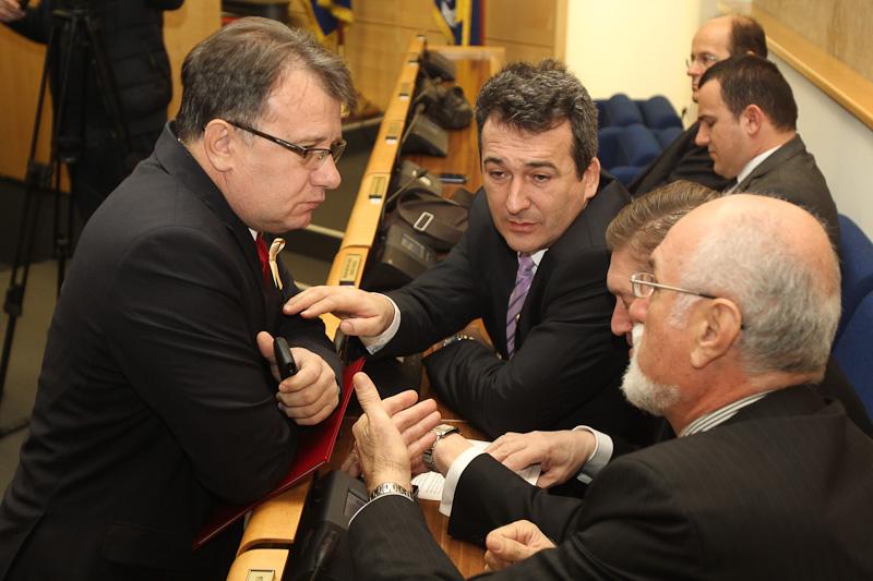 Izglasavanje nepovjerenja Federalnoj vladi/ Foto: DEPO PORTAL