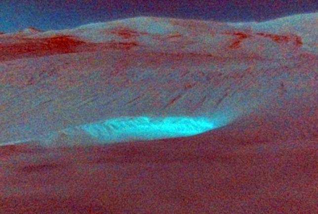 misteriozna svjetlost na Dinaridima