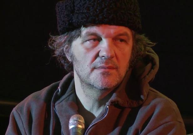 Emir Kusturica, nova