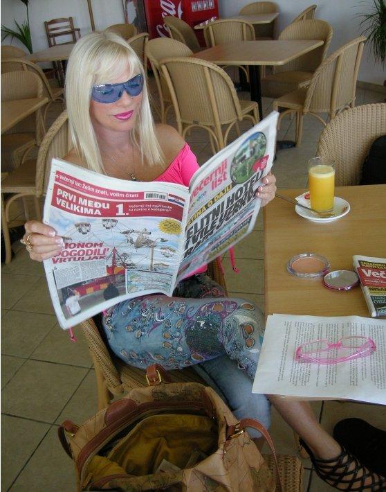 Illona Staller Cicciolina/ Foto: Večernji list