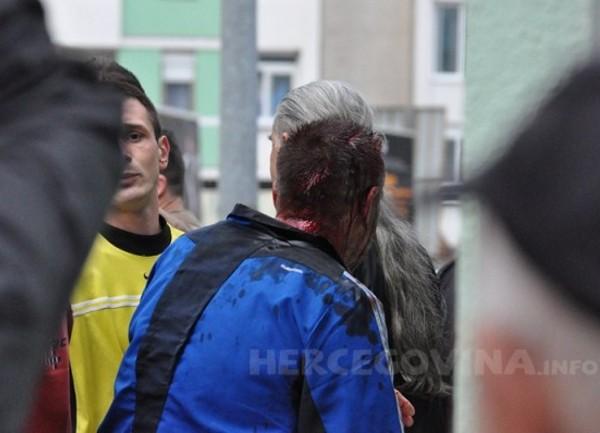 Navijački neredi u Jablanici