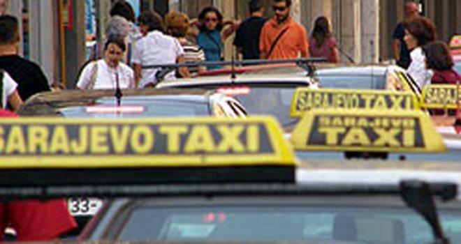 Udruženje Sarajevo-taxi: Sramni čin nije počinio član ovog udruženja, evo za koju firmu je vozio