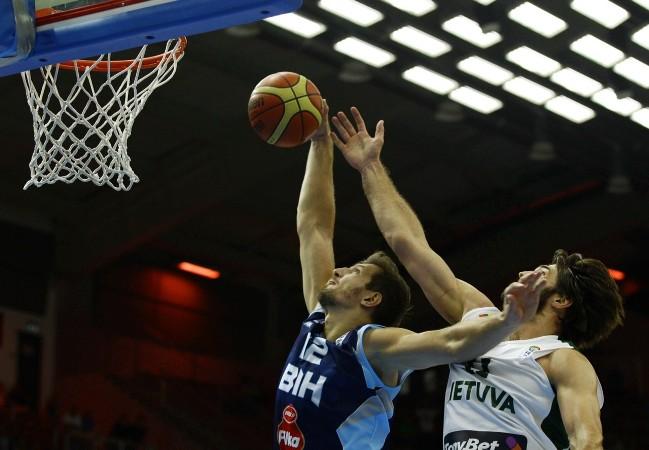 BiH-Litvanija košarka