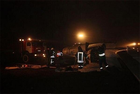 Boeing 737 srušio se u Rusiji