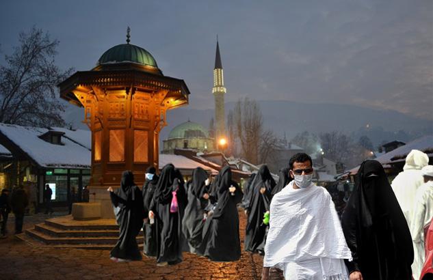 Arapi u Sarajevu