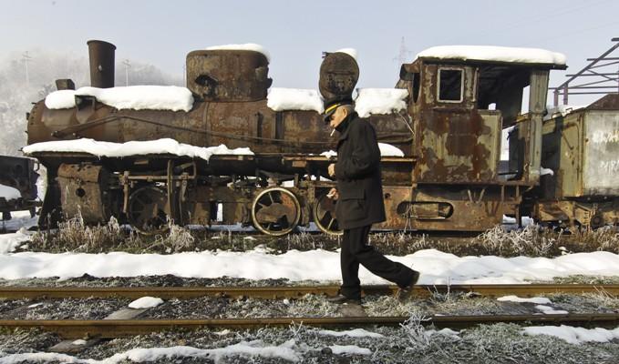 Lokomotiva iz filma Valter brani Sarajevo