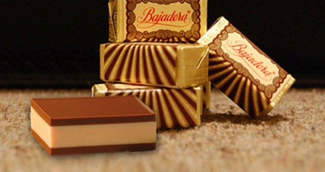 Probao sam najbolje belgijske i švicarske čokolade, ali nigdje nema tog 'bajadera' filinga iz našeg djetinjstva...
