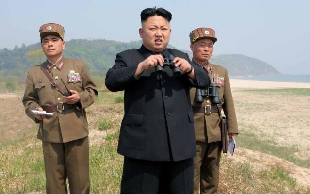 Kim Jong-un i blokčići