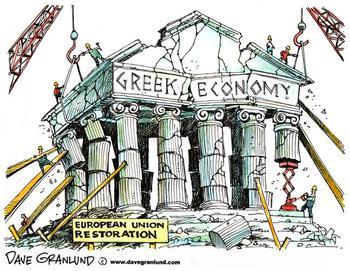 grčka ekonomija