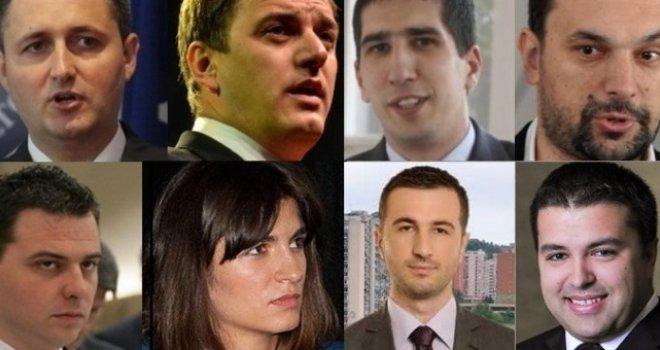 Mladi lavovi bh. politike: Ambiciozni, drčni, neobrazovani, bezobrazni, kvarni...