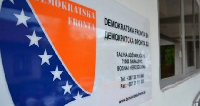 DF: Bakir Izetbegović je pristao na treći entitet... Valjda mu je dovoljan 'begovat' od Sarajeva do Zenice!