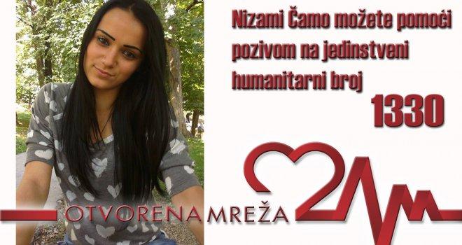 Životna drama mlade Sarajke Nizame Čamo: Pomozimo joj da sačuva nogu!