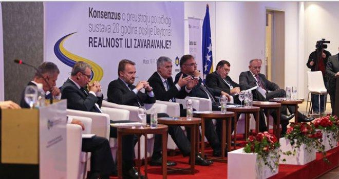 Tri scenarija budućnosti države: BiH će biti podijeljena na tri dijela?