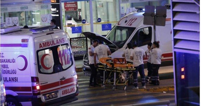 TEROR/Deseci mrtvih u napadu na aerodrom Ataturk