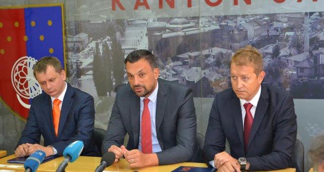 Vlada KS potpisala ugovor: Uskoro gradnja dviju žičara i sistema za vještačko osnježivanje na Bjelašnici