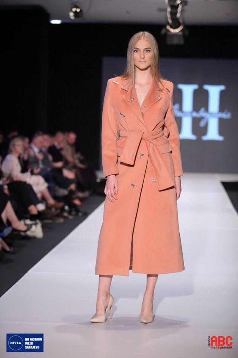 NIVEA BH Fashion Week zabiljeila dva najvea modna kanala: Iz Nivea fashion week banja luka slike