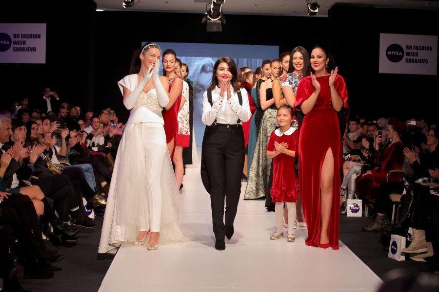 Nivea fashion week banja luka slike Nivea BH Fashion Week: New Collections by BH Designers