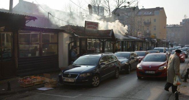 Billedresultat for Zakazano rušenje objekata u strogom centru Sarajeva
