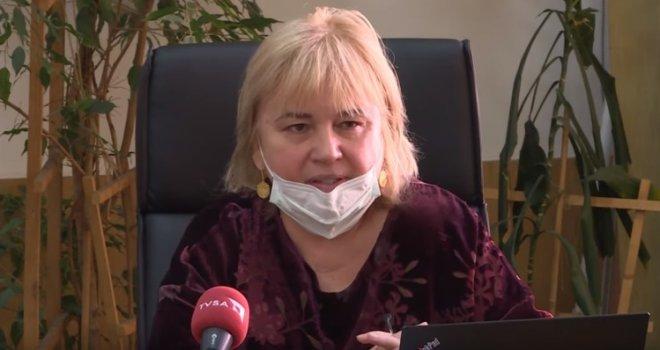 Dr. Pilav se javila iz izolacije: Na bolovanju sam, evo ko će me mijenjati...