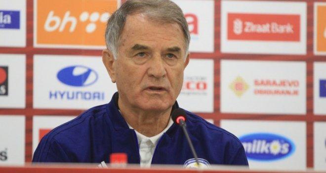 Bajević: Stiže novi selektor, a ja ću uvijek biti tu da pomognem