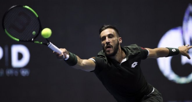 Damir Džumhur u finalu ATP Challengera u Barceloni