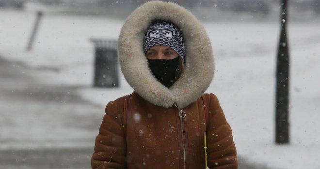 Sladić o promjeni vremena koja stiže: Mogli bismo imati preko 30 cm novog snježnog pokrivača